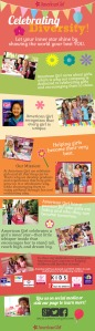 """Celebrating Diversity"" Infographic"